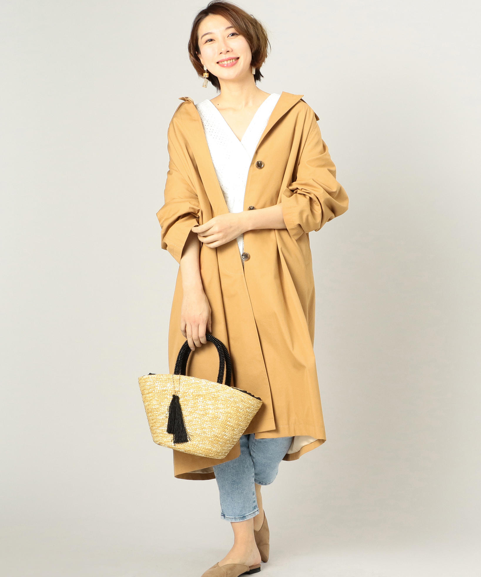 【Spring Outer】一部price down